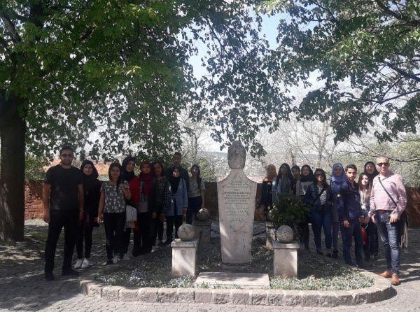 ERASMUS PROJESİ BUDAPEŞTE 2.HAFTA (PERŞEMBE-CUMA-CUMARTESİ)